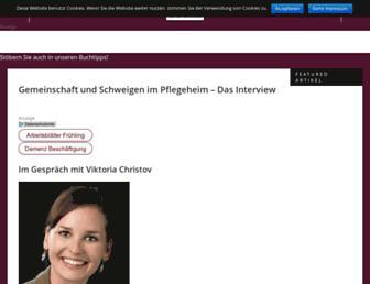 mal-alt-werden.de screenshot