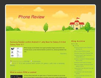 torerphone.blogspot.com screenshot