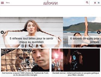 forum.aufeminin.com screenshot