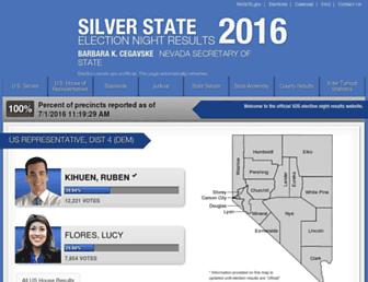Thumbshot of Silverstateelection.com