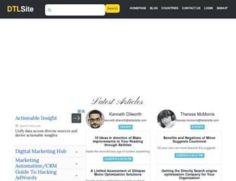 detailsite.com screenshot
