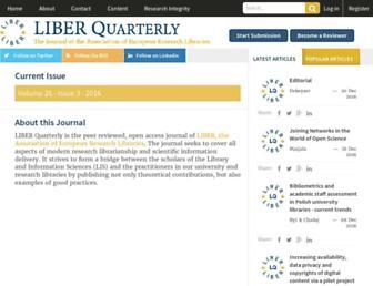 liberquarterly.eu screenshot