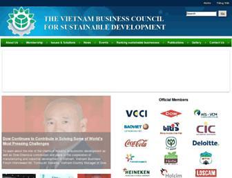 en.vbcsd.vn screenshot
