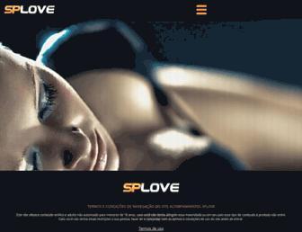 Thumbshot of Splove.com.br