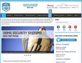 asecurelife.com screenshot