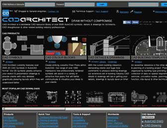 cad-architect.net screenshot