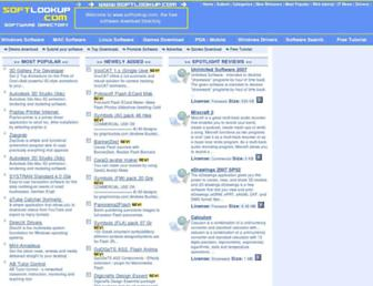 Thumbshot of Softlookup.com