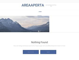 Thumbshot of Areaaperta.com