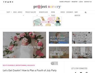 Thumbshot of Projectnursery.com