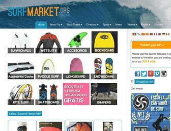 surfmarket.org screenshot