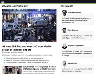 ibtimes.co.uk screenshot
