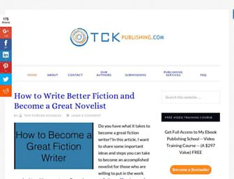 tckpublishing.com screenshot