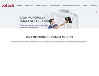 vatechmexico.com screenshot