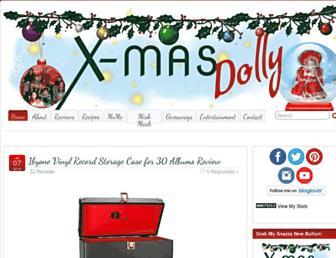 Thumbshot of Xmasdolly.com