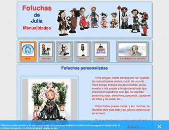 fofucha-s.es screenshot