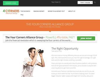 Thumbshot of Fourcornersalliancegroup.com