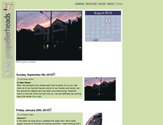 propellerheads.com screenshot