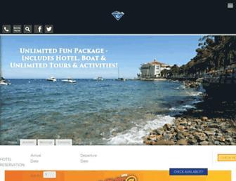 Thumbshot of Visitcatalinaisland.com