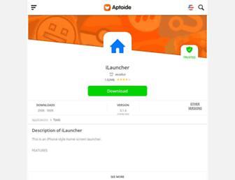 ilauncher.en.aptoide.com screenshot