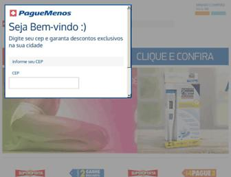paguemenos.com.br screenshot