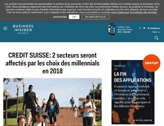 businessinsider.fr screenshot