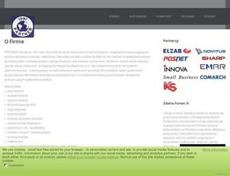 partner.sacz.com.pl screenshot