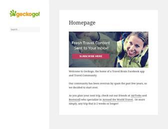 Thumbshot of Geckogo.com