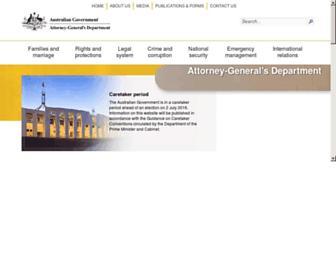 Thumbshot of Ag.gov.au