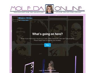 moledaonline.com screenshot
