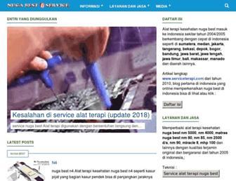 serviceterapi.com screenshot