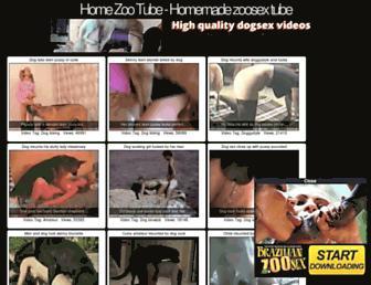 Thumbshot of Homezootube.com