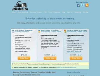 Thumbshot of E-renter.com