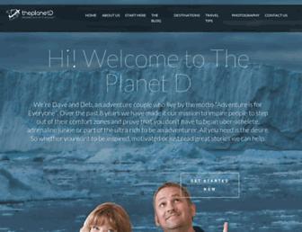 theplanetd.com screenshot