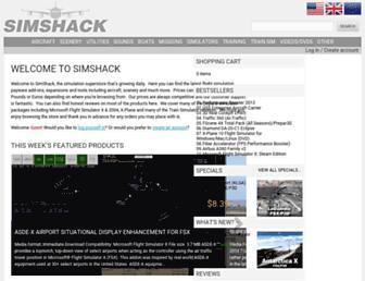 Thumbshot of Simshack.net