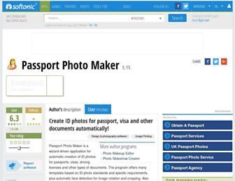 passport-photo-maker.en.softonic.com screenshot