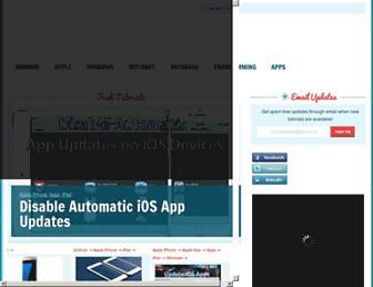 tech-recipes.com screenshot