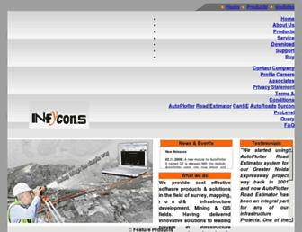 infycons.com screenshot