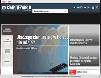 computerworld.pl screenshot
