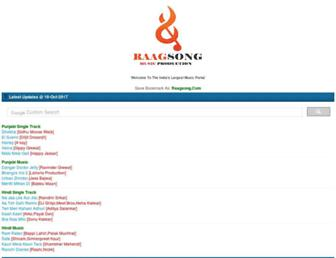 raagsong.com screenshot