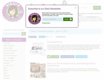 Thumbshot of Nikkisfreebiejeebies.com