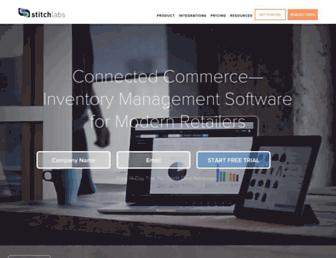 Thumbshot of Stitchlabs.com