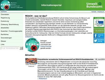 reach-info.de screenshot