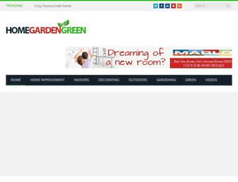 Thumbshot of Homegardengreen.com