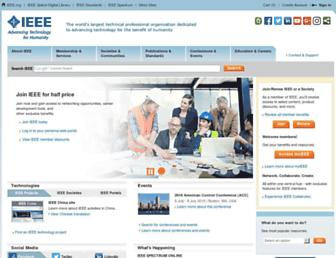 Thumbshot of Ieee.org