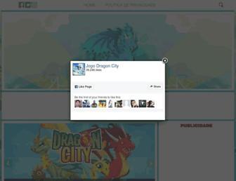 jogodragoncity.net screenshot