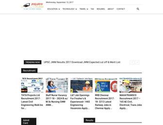 indianbooklet.com screenshot