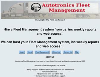 autotronics-fm.co.za screenshot