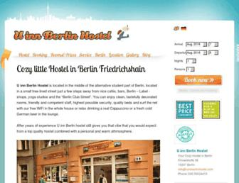 Thumbshot of Uinnberlinhostel.com