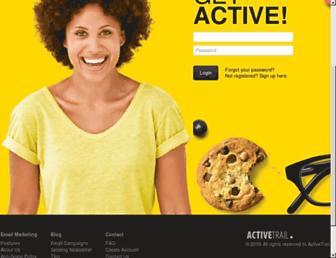 Main page screenshot of web-view.net