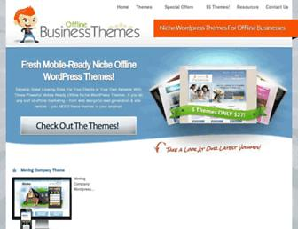 Thumbshot of Offlinebusinessthemes.com